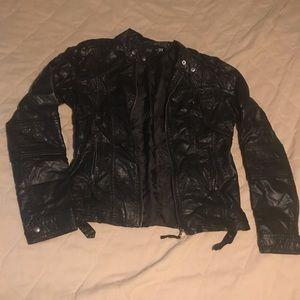 🍎2/$20 F21 Faux Leather Jacket